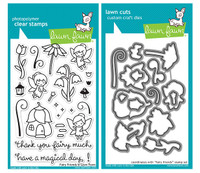 Lawn Fawn Stamps & Dies Bundle - Fairy Friends