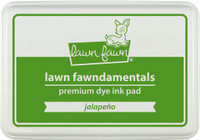 Lawn Fawn Ink Pad - Jalapeno