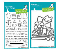 Lawn Fawn Stamps & Dies Bundle - Little Bundle