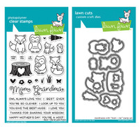 Lawn Fawn Stamps & Dies Bundle - Mom + Me