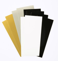 Simply Defined Reflections Adhesive Sheets - Just the Basics Assortment 10Pk