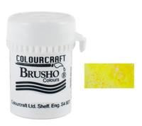 Brusho Crystal Colour - Sunburst Lemon