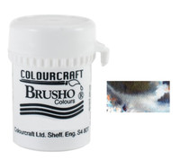 Brusho Crystal Colour - Black