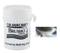 Brusho Crystal Colour - Black