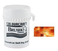 Brusho Crystal Colour - Dark Brown