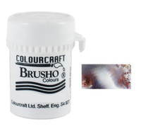 Brusho Crystal Colour - Grey