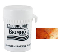 Brusho Crystal Colour - Light Brown