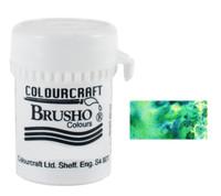Brusho Crystal Colour - Leaf Green