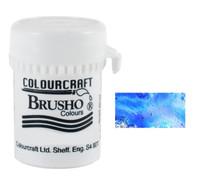 Brusho Crystal Colour - Ost. Blue