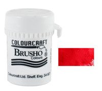 Brusho Crystal Colour - Ost. Red