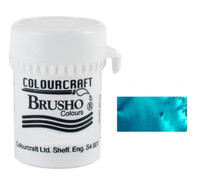Brusho Crystal Colour - Turquoise