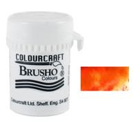 Brusho Crystal Colour - Terracotta
