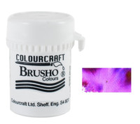 Brusho Crystal Colour - Violet
