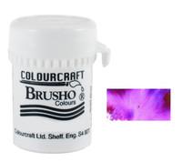 Brusho Crystal Colour - Violet