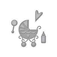 Spellbinders Die D-Lites Collection - Sweet Baby