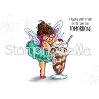 Stamping Bella - Edna Loves Ice Cream