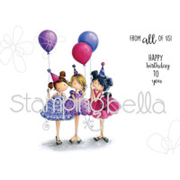 Stamping Bella - Tiny Townie Birthday Party