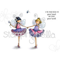 Stamping Bella - Tiny Townie Fairy Best Friends