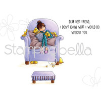 Stamping Bella - Tiny Townie Melissa Loves Movies