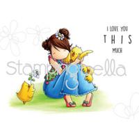 Stamping Bella - Tiny Townie Heidi Needs A Hug