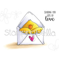 Stamping Bella - Mail Chick