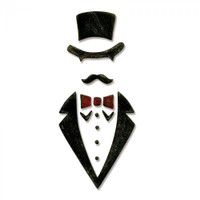 Sizzix Bigz Die - Dapper by Tim Holtz