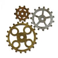 Sizzix Bigz Die - Gadget Gears #2 by Tim Holtz