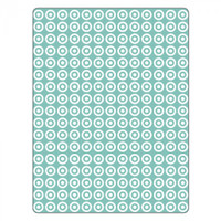 Sizzix Textured Impressions Embossing Folder by Lori Whitlock - Sweet Dots