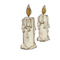 Sizzix Bigz Die - Candlelight by Tim Holtz