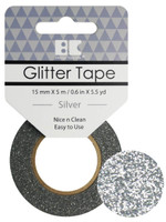 Best Creation Glitter Tape - Silver