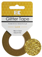 Best Creation Glitter Tape - Gold