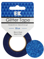 Best Creation Glitter Tape - Blue
