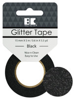 Best Creation Glitter Tape - Black