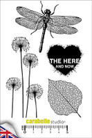 Carabelle A6 Stamps - The Here and Now