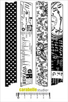 Carabelle A6 Stamps - Washi Tape