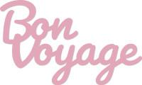 KaiserCraft Word Dies - Bon Voyage
