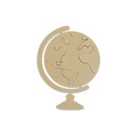 Spellbinders  Contour Dies : Globe Trotter