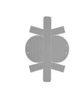 Spellbinders  Contour Dies : Oval-achiever
