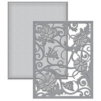 Spellbinders Card Creator Renaissance Collection : Acanthus Leaf