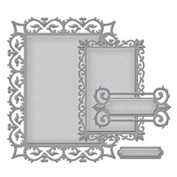 Spellbinders Card Creator Renaissance Collection : Renaissance Vine