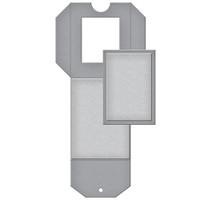 Spellbinders Shapeabilities Tammy Tutterow Collection : Window Mini Pocket