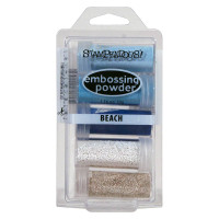 Stampendous 5-Jar Embossing Kit - Beach