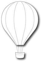 Memory Box Dies - Grand Voyage Balloon
