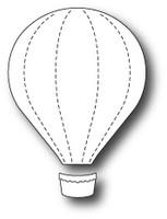 Memory Box Dies - Bright Balloon