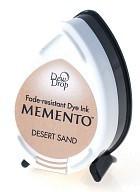Memento Dew Drop Ink Pad - Desert Sand