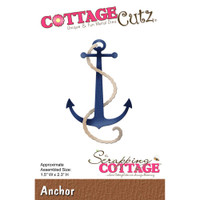 CottageCutz Die - Anchor