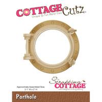 CottageCutz Die - Porthole