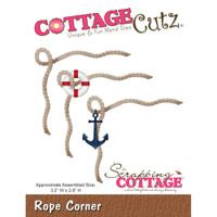 CottageCutz Die - Rope Corner