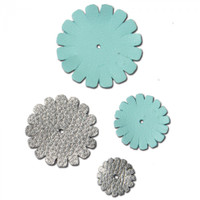 Sizzix Movers & Shapers Magnetic Die Set 4PK - Daisy Stack