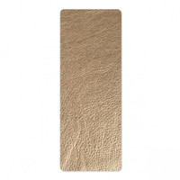"Sizzix Leather - 3"" x 9"" Metallic Gold (Cowhide)"